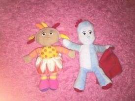 Small talking iggle piggle and upsy daisy