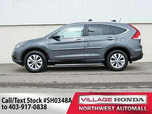 2013 Honda CR-V Touring AWD | No Accidents | Local Vehicle |