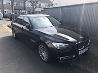 Executive PCO & Oxford city plate Ready BMW 730 LD & E220 for Rent/ Hire for £225/week