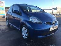 Toyota Aygo 1 owner only £20 road tax