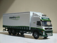 "Corgi CC13516, Volvo FM Curtainside lorry ""Countrywide Farmers"", 1:50"