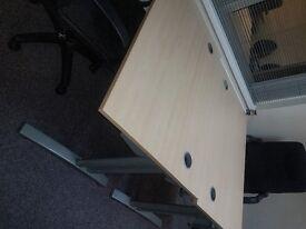 15 Rectangular Office Desks - Great Condition