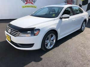2013 Volkswagen Passat Comfortline, Sunroof, Heated Seats