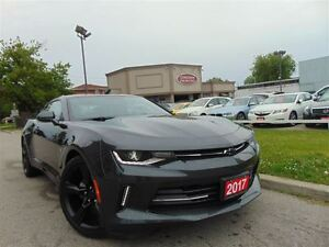 2017 Chevrolet Camaro LT RS PKG-LEATHER