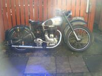 CLASSIC 1950 ROYAL ENFIELD MODEL G