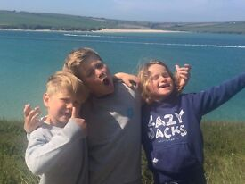 Lovely & fun live in mother's help wanted to join our lively family (3 kiddies and a bonkers dog)
