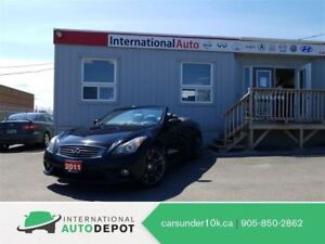 2011 Infiniti G37 SPORT CONVERTIBLE | NAVI | BACK-UP CAM | BLUET