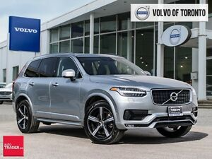 2016 Volvo XC90 T6 AWD R-Design *CPO Ext Warr to 2022*