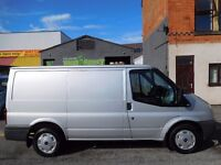 Finance me from from £4.61 a day.. super rare 140 bhp swb ford transit with ice cold air con (42)