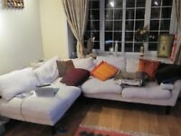 Laura Ashley Corner Sofa in Good condition
