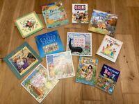 Large Collection 12 Children's Bible Stories Books - Easter, Joseph, Noah's Ark, Jonah...VGC