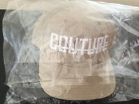 Couture hat