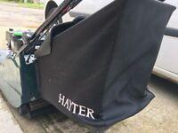Hayter harrier lawnmower 56