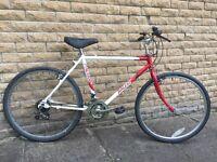 Great Raleigh Hybrid bike