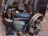 1966 CB450 K0 CB450K0 honda black bomber parts