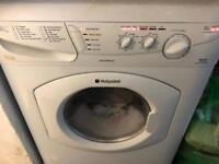 Hotpoint washing dryer 2 in one
