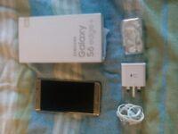 Samsung Galaxy s6 Edge Plus- 32gb- EE Platinum Gold Mobile Phone