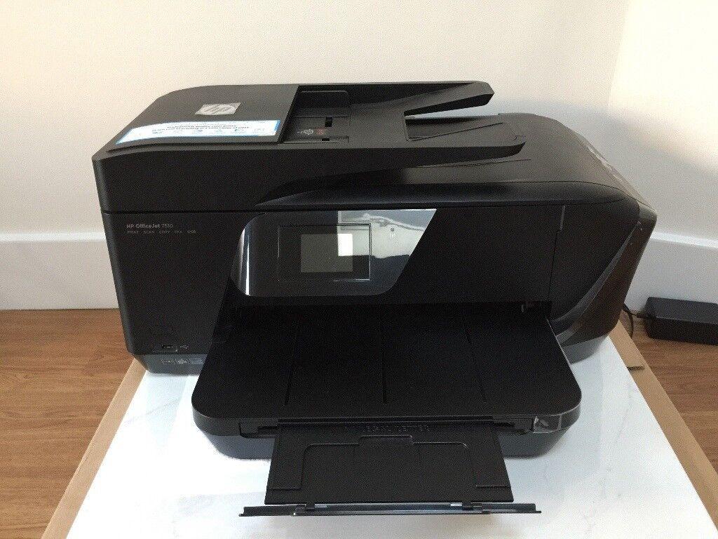 HP OfficeJet 7510 Wifi printer