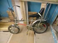 1971 raleigh choope mk1 restoration