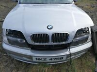 BMW 320D 2000 - For parts only!