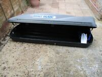 6ft X2ft Mont Blanc Roof Box