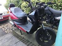 Sym Joyride Evo 125cc scooter (Spare & Repairs)