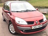2007 Renault Grand scenic 2.0 automatic (7 SEATER)