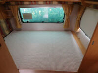 Bailey Vendee Fixed Bed 4 Berth with L shape Lounge