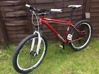 Voodoo hoodoo medium size mountain bike fantastic condition