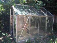 Greenhouse 6'x8'