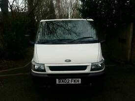 Ford Transit 2.4 great runner