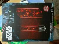 Star Wars lava lamp