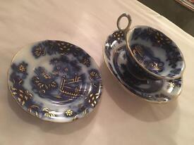 Antique Victorian Tea Set