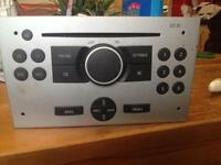 CD30 vauxhall corsa c original cd player