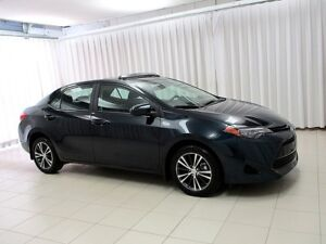 2017 Toyota Corolla INCREDIBLE DEAL DON'T MISS OUT!!! LE SEDAN w