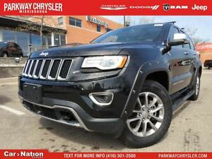 2016 Jeep Grand Cherokee LIMITED|BRAND NEW| 4X4|ADVANCED TECH GR