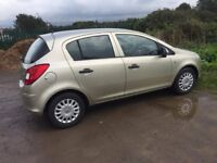 Vauxhall Corsa 1.3 Diesel 5 door 2009 1 Private Owner from New