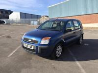 Ford Fusion 1.4 tdci - low mileage **BARGAIN**
