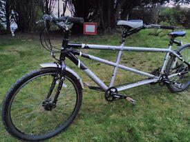 Tandem Touiring bike