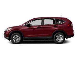 2015 Honda CR-V LX - Just arrived