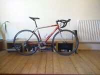 Road bike in excellent condition in Edinburgh