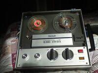 Mitsubishi REEL TO REEL Tape recorder