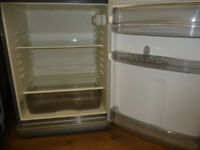 Gorenje Fridge in Silver/Stainless - 60 cm wide