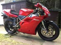 For Sale - Ducati 748 Motorcycle