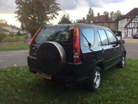Honda CR-V only £1350
