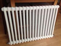 2 Column Radiator - Excellent Condition - 600 x 800 - Acova