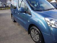 2013 Peugeot Partner teepee