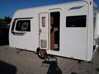 Lunar stella 2 berth caravan