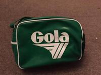 Nearly new gola bag