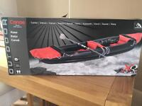 XQ Max 2 Man Inflatable Canoe